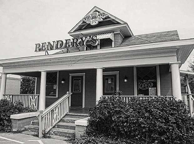 Pendery's Store Front