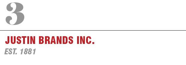 3: Justin Brands inc.