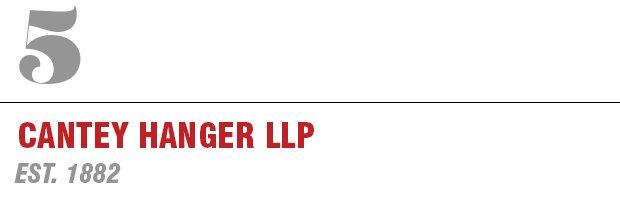 5: Cantey Hanger LLP