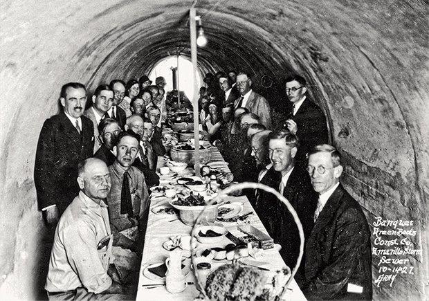 Pipeline Banquet