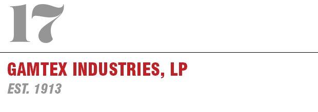17: Gamtex Industries