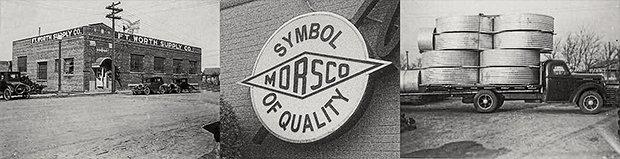 Morsco Building and Emblem