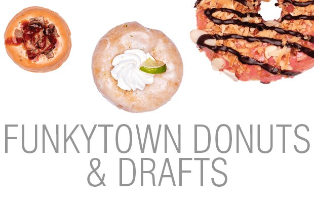 FunkyTown Donuts & Drafts