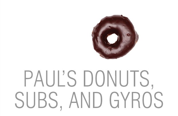 Paul's Donuts, Subs, & Gyros
