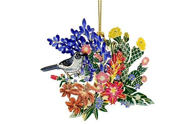 Mockingbird Ornament