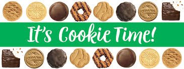 Image result for girl scout cookie images