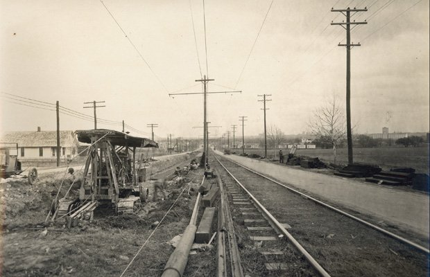 Arlington Heights Railway Under Construction.jpg.jpe
