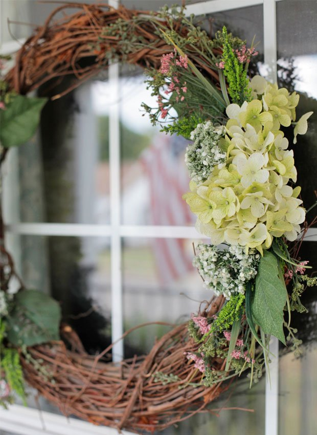 DIY Wreath - Design Worth Doing